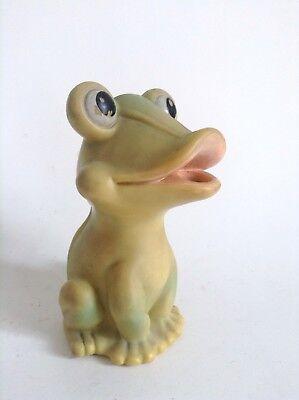 Figurine Pouet Grenouille BON ETAT PLUS   Squeeze Gomma Squeaky