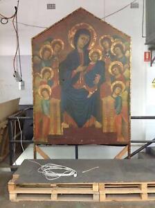 Russian Renaissance Painting Reproduction