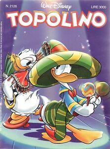 fumetto-TOPOLINO-WALT-DISNEY-numero-2126
