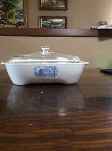 Vintage Corning Ware Browning Skillet Excellent Condition Strathcona County Edmonton Area image 1
