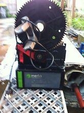 Roller door + 2 X Remote controls Roller door motor Point Cook Wyndham Area Preview