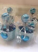 Lovely Sweet Candy Lollipop Blue Baby Showers/gender Reveal/christening - unbranded - ebay.co.uk