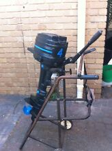 Mercury 4hp fully refurbished short shaft outboard boat motor Seaford Frankston Area Preview