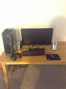 Gaming PC plus Monitor Alienware Aurrora R5