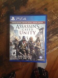Assassins Creed Unity for PS4