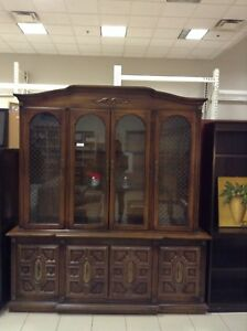 CHINA CABINET @ HFHGTA VAUGHAN