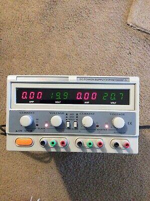 Rsr Dc Power Supply Phsy3005f-3 0-30v 5a Led Display