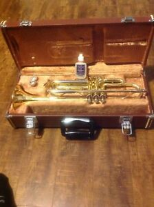 (Yamaha)Trumpet (getting rid of because of moving)
