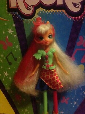 applejack equastria girl doll, used for sale  Shipping to South Africa
