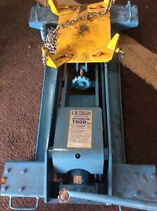 Gearbox Jack Hydraulic Skye Frankston Area Preview
