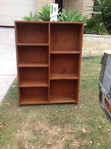 Free to good home bookcase Wakerley Brisbane South East Preview