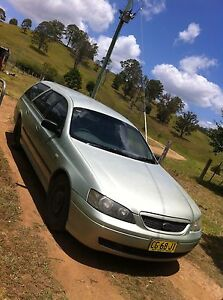 2003 ford falcon wagon Firefly Greater Taree Area Preview