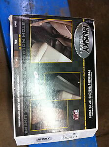 husky floor liner for the rear seat of 99-07 f250/550 crew cab