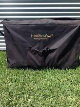 Health Line portable massage table Dubbo 2830 Dubbo Area Preview