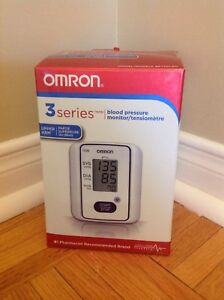 Omron Series 3 Blood Pressure Monitor with Cuff