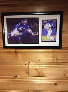 Kevin pillar Toronto Blue Jays reprint