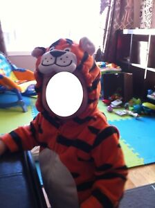 Costume de tigre - tiger costume