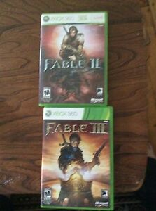 Fable 2 and 3