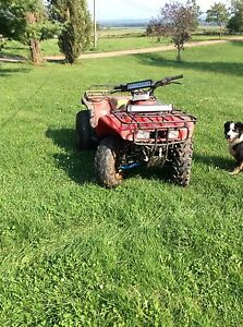 Fourtrax 300 for $1900 obo  or trade