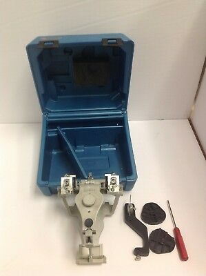 Dental Denar Fully Adjustable Articulator With Case. Stock 4