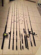 Quality fishing gear Baldivis Rockingham Area Preview