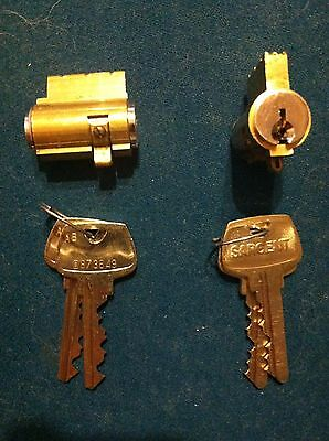 2 Ab Keyway Sargent Mailbox Locks