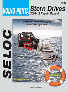 volvo penta manual ebay rh ebay com Volvo Penta 280 Outdrive Schematic Volvo Penta Dual Prop Outdrives