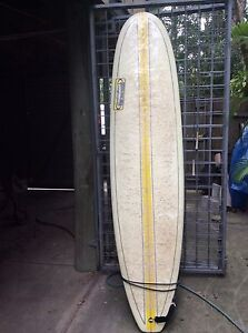 Mini mal surfboard Coolum Beach Noosa Area Preview