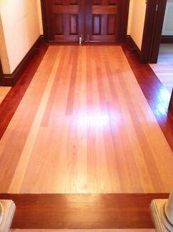 Floorsanding polishing