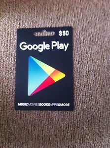 Google Play $50 value Northgate Port Adelaide Area Preview