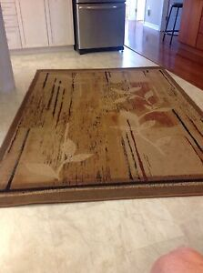 Area rug from lazy boy