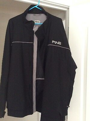 PING SPECIAL TOUR PERFORMANCE SUIT LIMITED EDITION JACKET Performance Tour Jacket