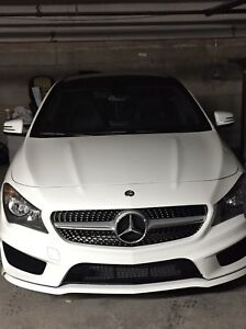 MERCEDES CLA 250 AMG PACKAGE 2014
