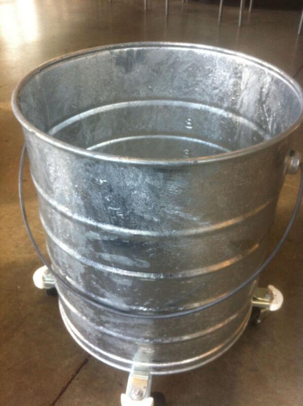 Lawson Wring Master R-C-11 Mop Bucket