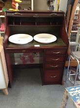 Roll Top Desk Port Kennedy Rockingham Area Preview