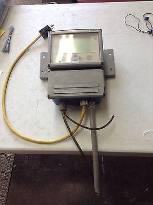 Foxboro 875ec-a3f-a Electrodeless Conductivity Transmitter