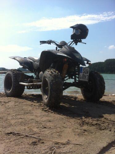 Quad ATV SMC Titan 300