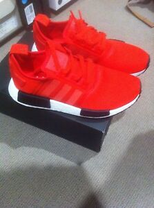 Adidas NMD Red Size US9 Men Perth Perth City Area Preview