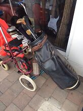 Golf bag buggy and clubs Sorell Sorell Area Preview
