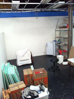 Artist Studio (22m2) St Peters Marrickville Area Preview