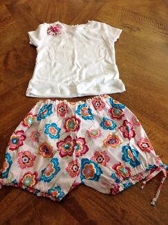 Baby Clothing - Pant bloomers and top Harrison Gungahlin Area Preview