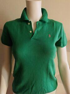 SOLD - Ralph Lauren Sport Green Polo Shirt