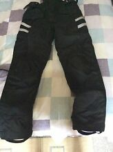 'As new' bike pants - worn once!!! Cammeray North Sydney Area Preview