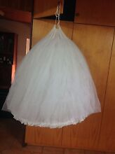 Wedding dress hoop Chittering Chittering Area Preview