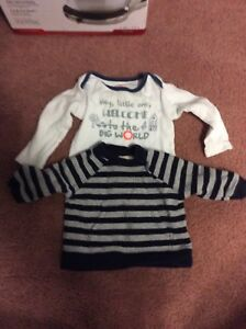 Boy infant clothing mixed lot. 6m