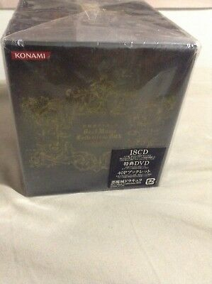 Castlevania Akumajo Best Music Box Soundtrack Collection NEW Konami