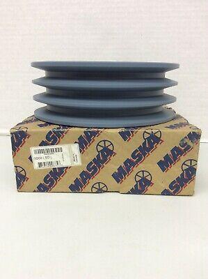Maska 3b68 Triple Belt Sheave Pulley For Use With Qd Sd Bushing