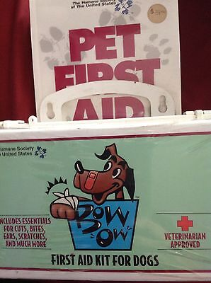 Bow Ow™ - First Aid Kit for Dogs - ON $ALE - $AVE 10120