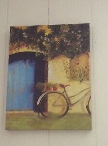 Canvas print French provincial shabby chic Johns River Greater Taree Area Preview