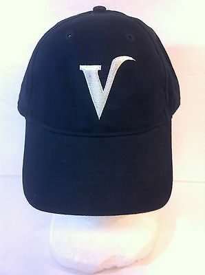 Valley National Bank Adjustable Baseball Hat Cap Strapback Navy Blue